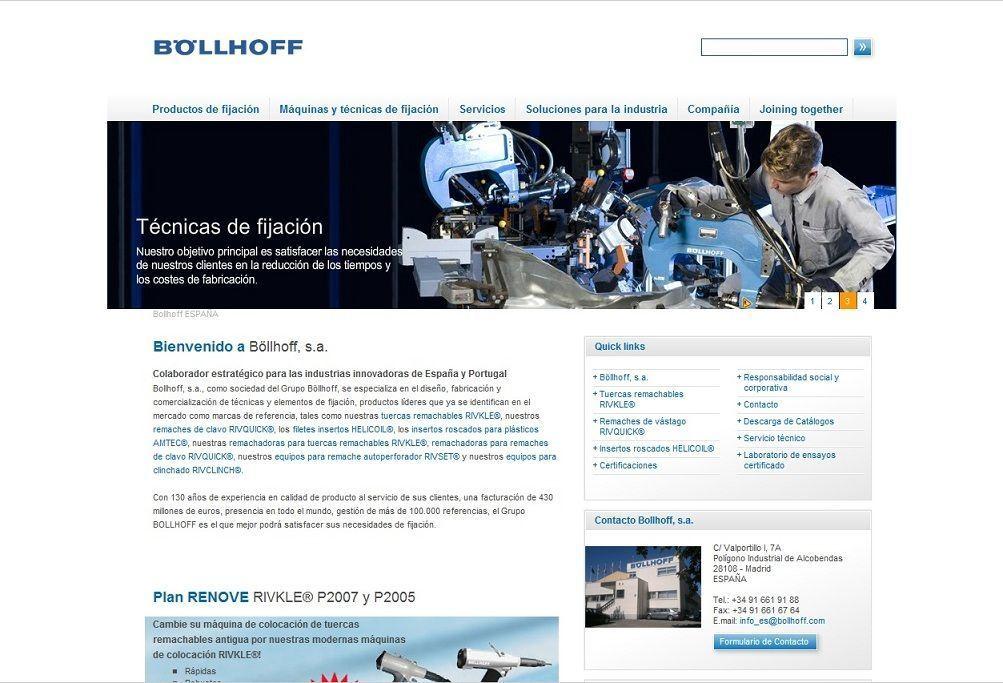 Web Bollhoff