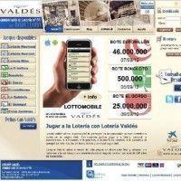 Lotería Valdés: la lotería online