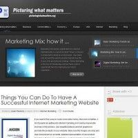 Picturing what matters – Marketing y Economía