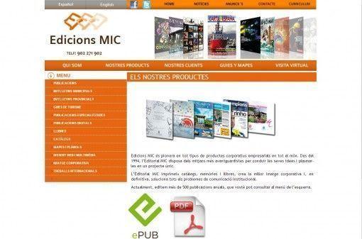 Editorial MIC – Edicions MIC