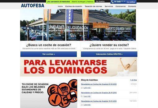 Un gran mercado online: compra-venta de coches
