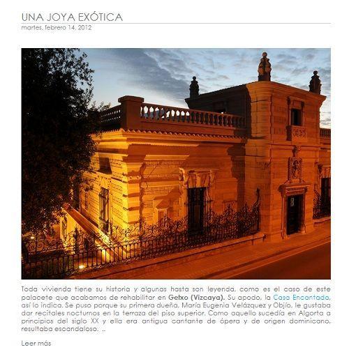 Rehabilitaci n de casas mkmz marketing magazine - Rehabilitacion de casas ...