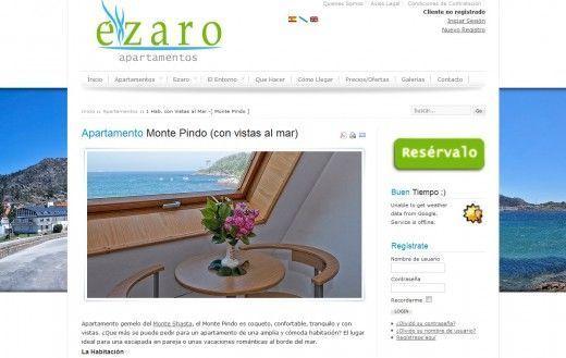 Apartamentos Ezaro