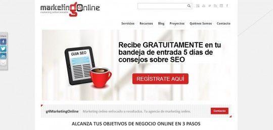 Abel Pardo, Socio-Director de G4 Marketing Online para empresas