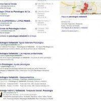 Dentistas y psicólogos en Valladolid