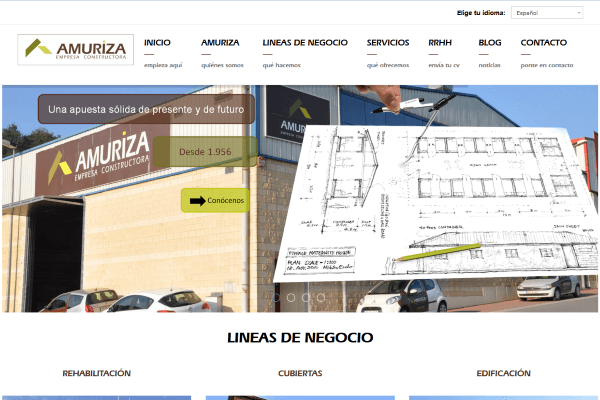 Marketing online para construcción