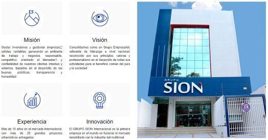 Grupo Sion Estafa
